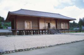 구다라노사토・니시노쇼소인 (百済の里・西の正倉院)