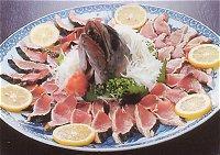 가쓰오노타타키 (カツオのたたき)