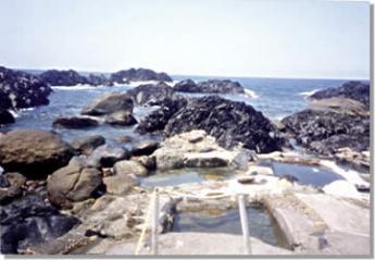 야쿠시마온천(屋久島温泉)