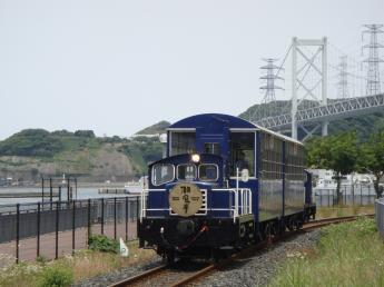 관광 토로코 열차 시오카제호