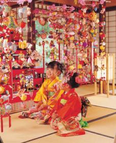 야나가와 히나마츠리 사게몬메구리