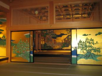 혼마루고텐오히로마(本丸御殿大広間)